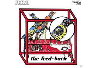 Group - The Feed-Back [LP + Bonus-CD]