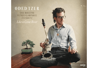 Oded Tzur - Like A Great River - (CD)