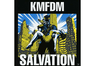 KMFDM - Salvation Ep [CD]