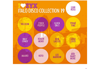 VARIOUS - Zyx Italo Disco Collection 19 - (CD)