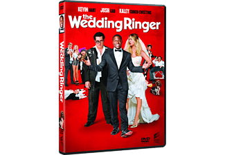 The Wedding ringer Komedi DVD