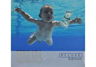 Nirvana - Nevermind (Remastered - Deluxe Edition) - (CD)