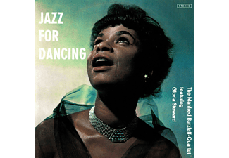 The Manfred Burzlaff Quartet, Gloria Steward - Jazz For Dancing - (Vinyl)
