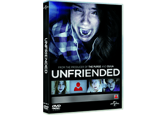 Unfriended Skräck DVD