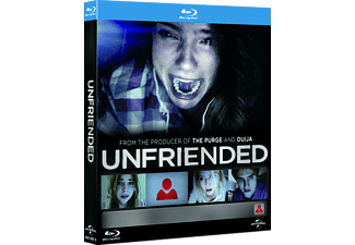 Unfriended Skräck Blu-ray