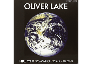 Oliver Lake - Ntu: Point From Which Creation Begins - (Vinyl)
