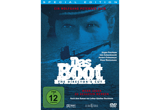 Das Boot (DIRECTORS CUT/SPECIAL EDITION) [DVD]