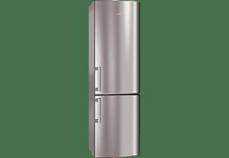 AEG S53431CNXF, Kühlgefrierkombination, A+++, 161 kWh hoch, Edelstahl