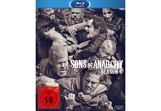 Sons Of Anarchy - Staffel 6 [Blu-ray]