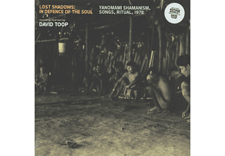 David Toop, VARIOUS - Lost Shadows: In Defence Of Th [Vinyl]