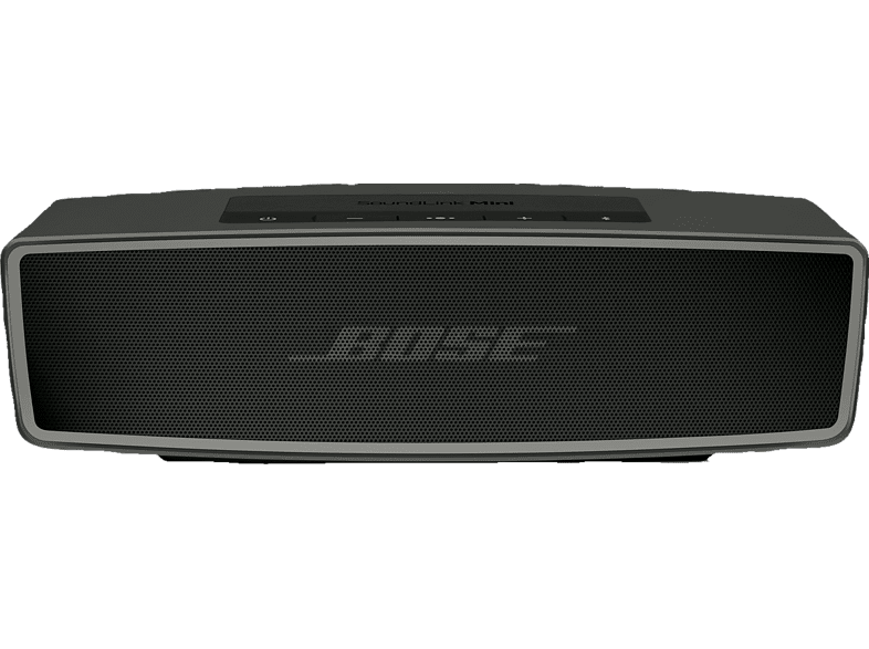 bose soundlink mini bluetooth speaker ii bluetooth lautsprecher anthrazit. Black Bedroom Furniture Sets. Home Design Ideas