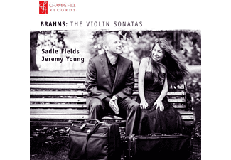 Jeremy Young, Sadie Fields - Die Violinsonaten [CD]