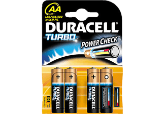 DURACELL 81255907 Turbo