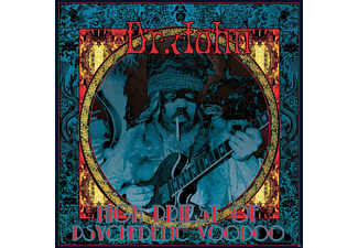 Dr. John - High Priest Of Psychedelic Voodoo - (CD)
