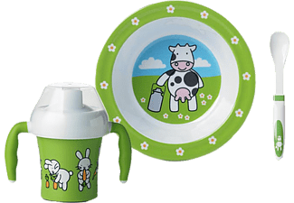 EMSA 509095 Farm Family 3-tlg. Baby-Set 3-teilig