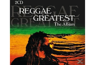 Various - Reggae Greatest-The Album - (CD)