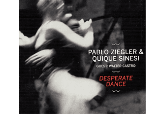 Pablo Ziegler, Quique Sinesi - Desperate Dance - (CD)
