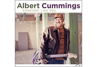 Albert Cummings - Someone Like You - (CD)