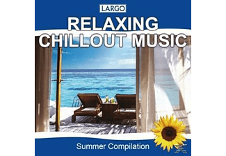 Largo - Relaxing Chillout Music - (CD)
