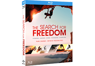 X: the search for freedom Dokumentär Blu-ray