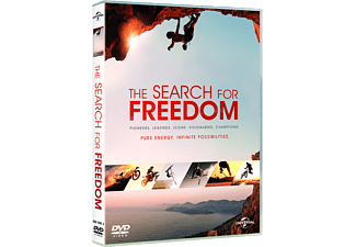 X: the search for freedom Dokumentär DVD
