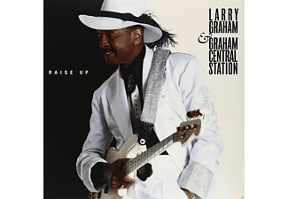 Larry Graham, Graham Central Station - Raise Up - (LP + Bonus-CD)