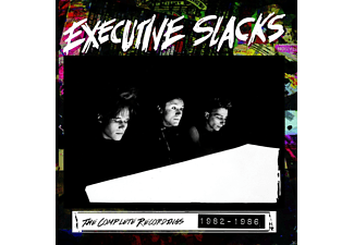 Executive Slacks - Complete Recordings '82-'86 - (CD)