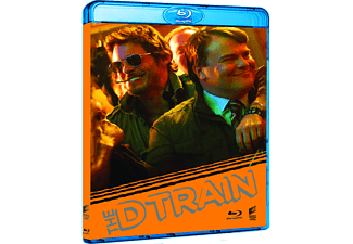 D-Train Komedi Blu-ray