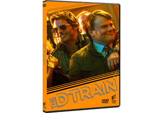 D-Train Komedi DVD
