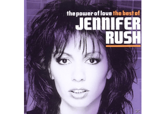 Jennifer Rush - The Power Of Love-The Best Of... - (CD)