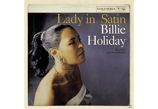Billie Holiday, Ray & His Orchestra Ellis - Lady in Satin [Vinyl]