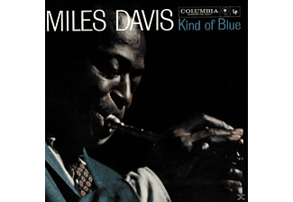 Miles Davis -  Kind Of Blue [Βινύλιο]
