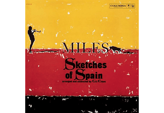 Miles Davis -  Sketches Of Spain [Βινύλιο]