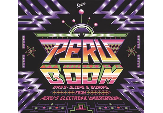 VARIOUS - Peru Boom:Bass Bleeps & Bumps [CD]
