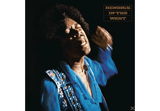 Jimi Hendrix - Hendrix In The West - (CD)