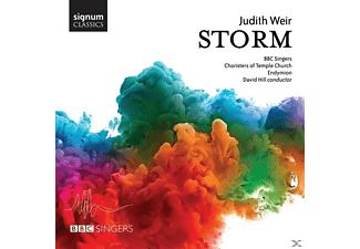 Choristers of Temple Church, VARIOUS - Storm-Chorwerke - (CD)