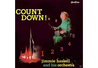 Jimmie & His Orchestra Haskell - Count Down - (Vinyl)
