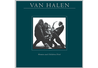 Van Halen - Women And Children First - Remastered (Vinyl LP (nagylemez))