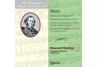 Howard Shelley;Tasmanian Symphony Orchestra - Romantic Piano Concerto Vol.66 - (CD)
