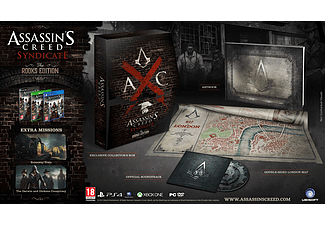 Assassin's Creed Syndicate: The Rooks Edition PC