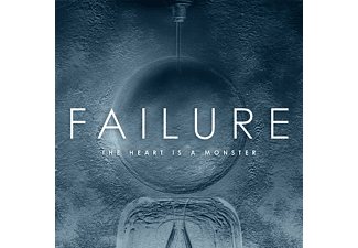 Failure - The Heart Is A Monster [CD]