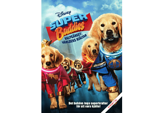 Super Buddies Barn DVD