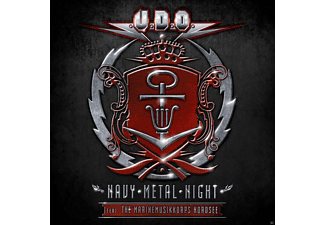 U.D.O. und das Marinemusikkorps Nordsee - Navy Metal Night (2cd+Blu-Ray) [CD + Blu-ray Disc]