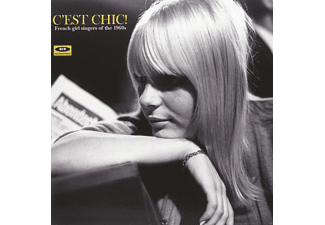 VARIOUS - C' Est Chic! French Girl Singers Of The 1960s - (Vinyl)