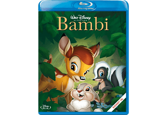 Bambi Barn Blu-ray