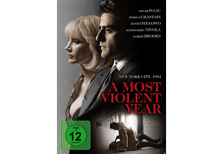 A Most Violent Year - (DVD)