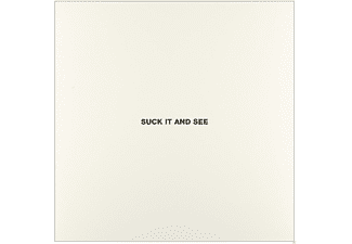 Arctic Monkeys - Suck It And See - (LP + Download)