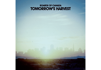 Boards Of Canada - Tomorrow's Harvest (2lp+Mp3/Gatefold) - (LP + Download)