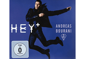 Andreas Bourani - Hey+(Ltd.Edt.) [CD + DVD Video]