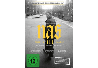 NAS: Time is Illmatic [DVD]